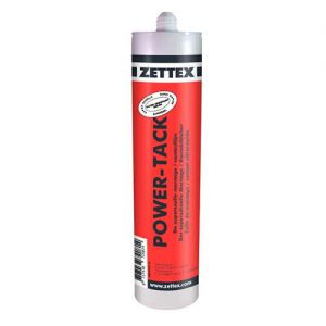 Zettex Power Tack montage lijm 310 ml, doos à 12 stuks
